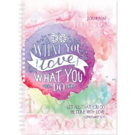 Carnet de notes Do what you love - 81665