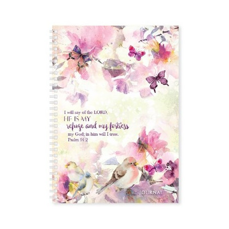 Carnet de notes I will say of the Lord - 81667