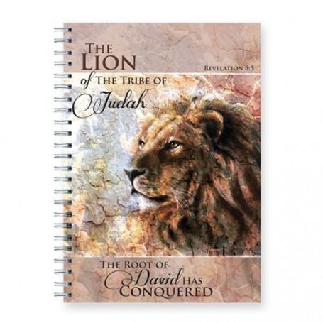 Carnet de notes Lion of Judah - 81777
