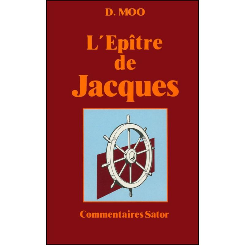 L'épître de Jacques - Douglas J. Moo