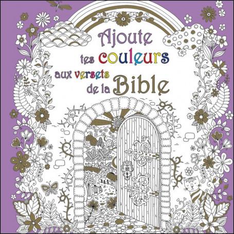 Ajoute tes couleurs aux versets de la Bible – Editions Excelsis