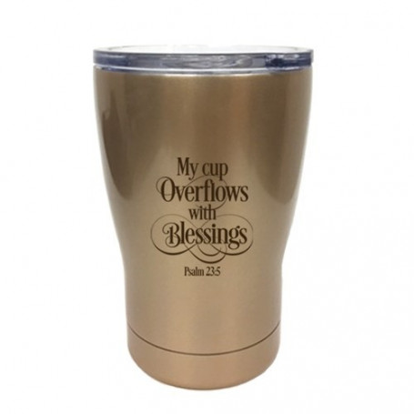 Mug isotherme My Cup Overflows