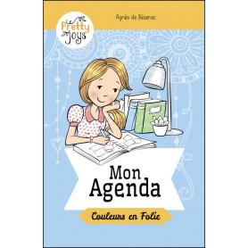 Mon agenda - Couleurs en Folie - Agnès De Bézenac