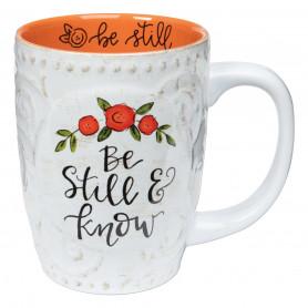 Mug Be still & Know
