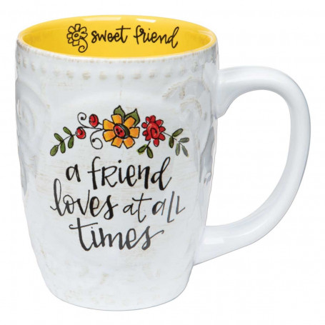 Mug A friend loves at all times