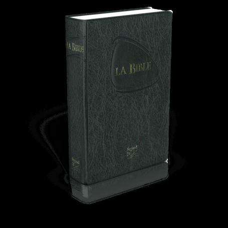 Bible Segond 21 poche souple PVC noir