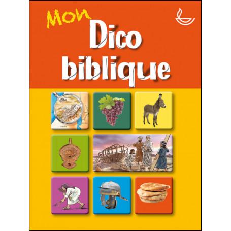 Mon dico biblique - Éditions LLB