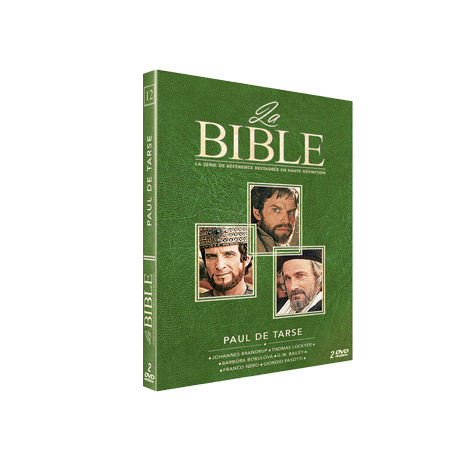 DVD La Bible Paul de Tarse - Episode 12