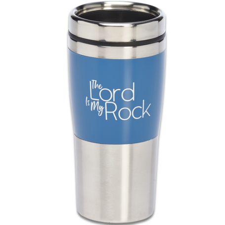 Mug isotherme Lord is my rock