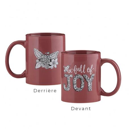 Mug Be full of Joy