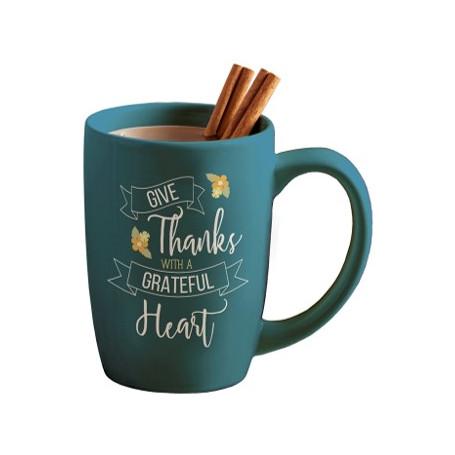 Mug Grateful Heart