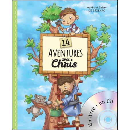 14 aventures avec Chris – Agnès et Salem de Bézenac