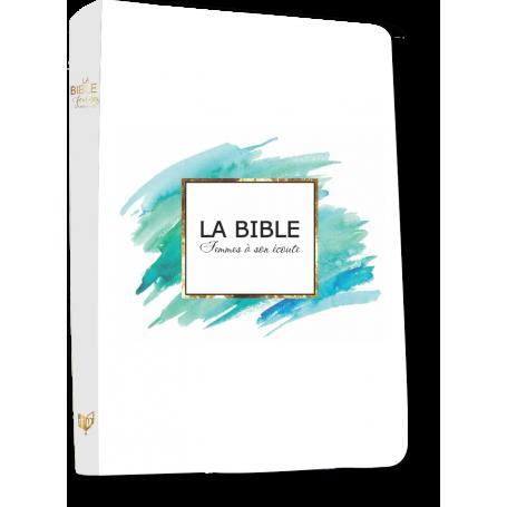 Bible femmes à son écoute - ridgide - aqua/or
