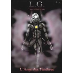 BD Last Generation - L'Ange des ténèbres (dessin noir et blanc)