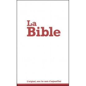 Bible Segond 21 brochée blanche