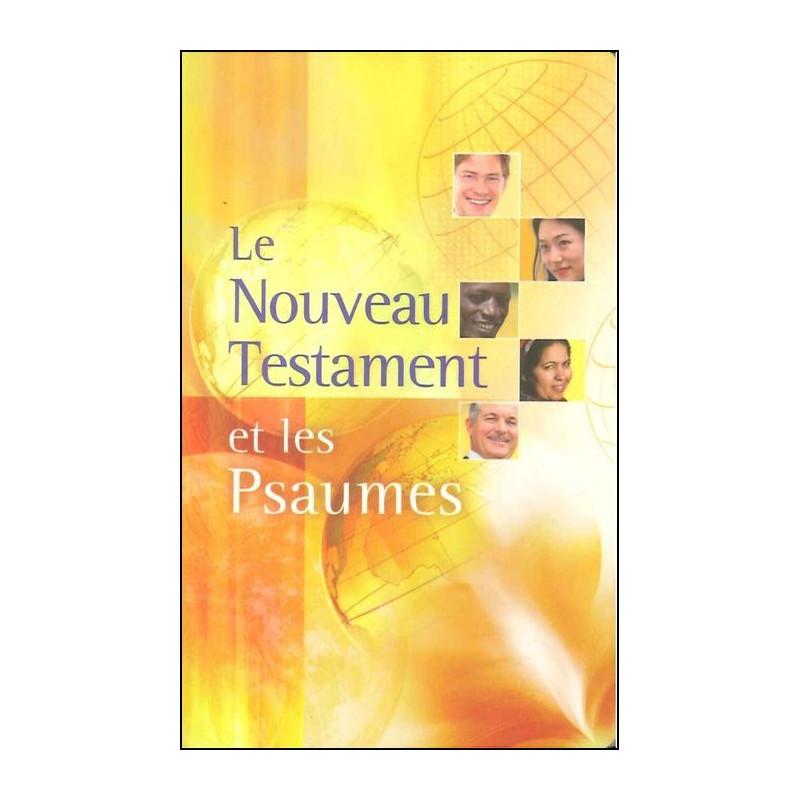 Nouveau Testament Seg.21 Psaumes couverture illustrée broché