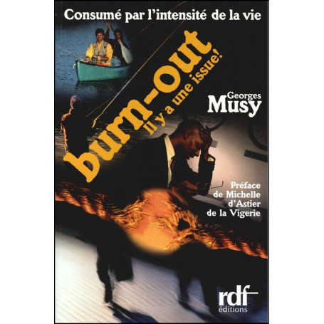 Burn-out il y a une issue !
