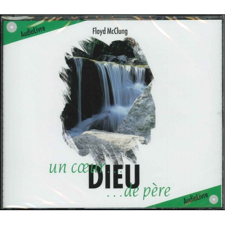Audio Livre Dieu un cœur de père (CD)