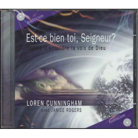 Audio Livre Est-ce bien toi, Seigneur ? (CD mp3)