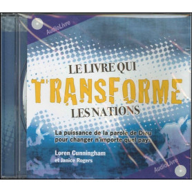 Audio Livre Le livre qui transforme les nations (CD mp3)
