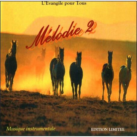 CD Mélodie 02