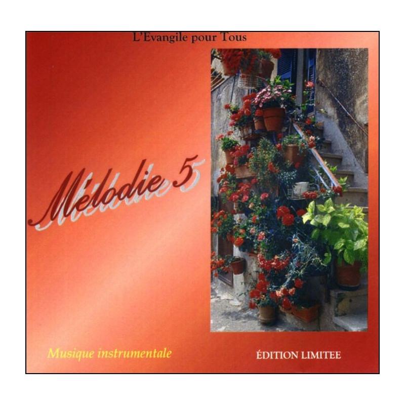CD Mélodie 05