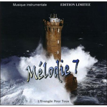 CD Mélodie 07