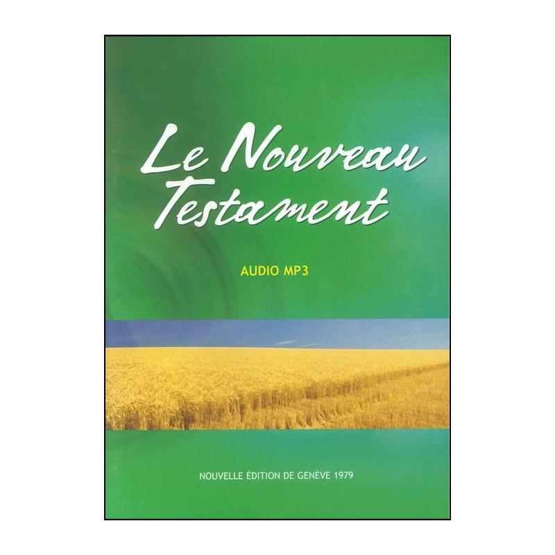 Nouveau Testament NEG audio MP3