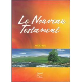 Nouveau Testament Seg.21 audio MP3
