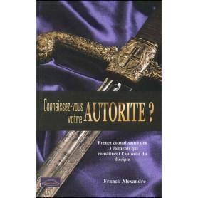 Connaissez-vous votre autorité?