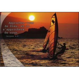 Carte simple Jacques 4 : 8