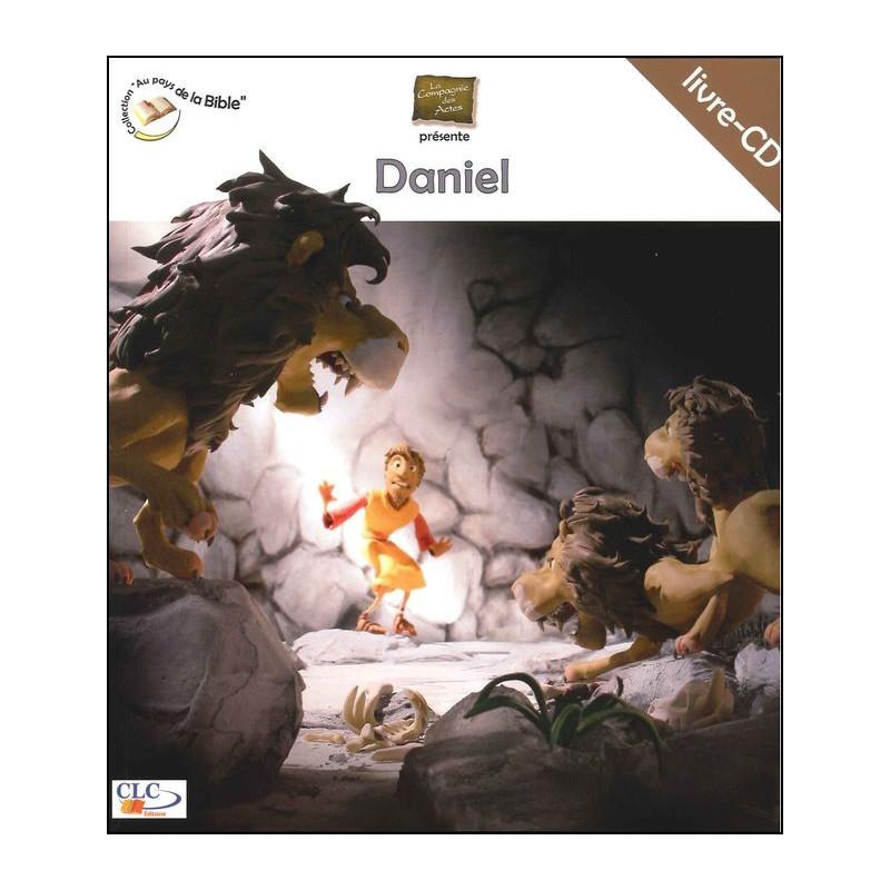 Daniel (livre + CD gratuit)