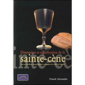 Dimension et signification de la sainte-cène