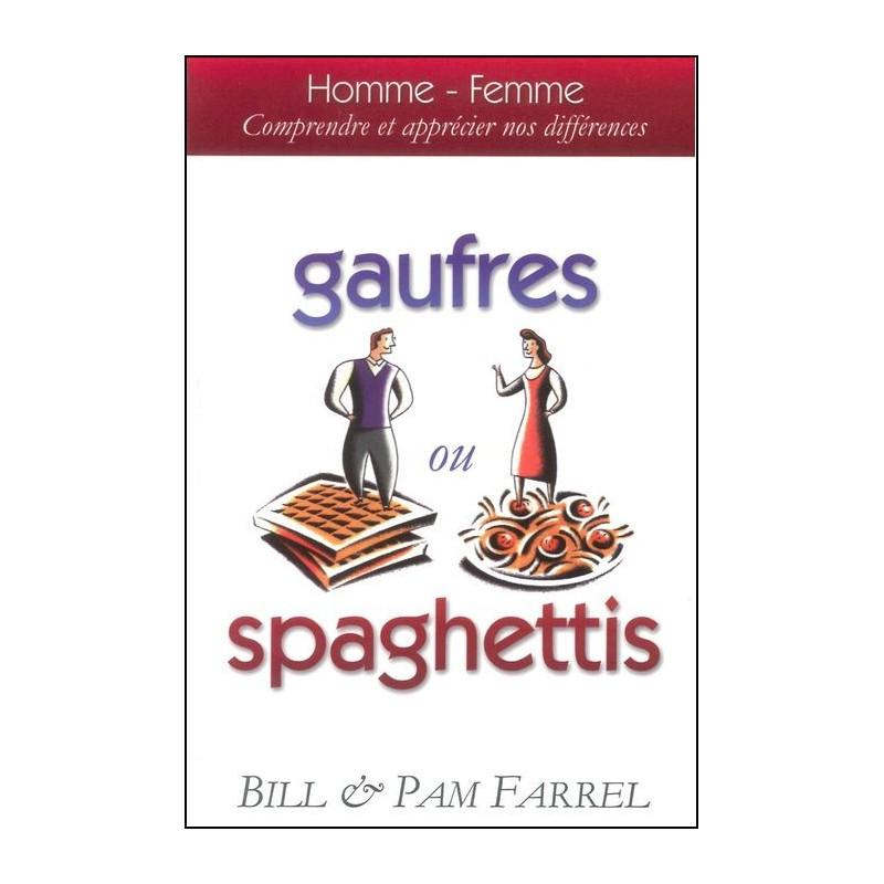 Gaufres ou spaghettis
