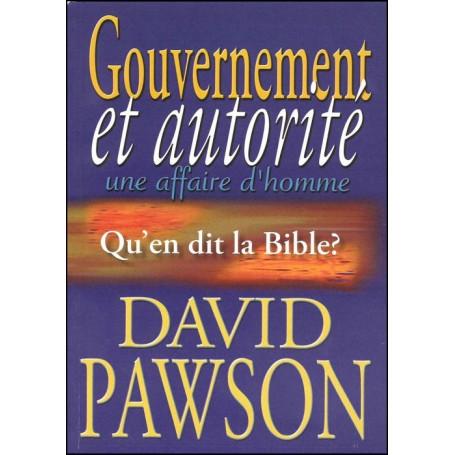 Gouvernement et autorité une affaire d'homme