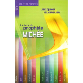 Le livre du prophète Michée