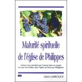 Maturité spirituelle de l'église de Philippes