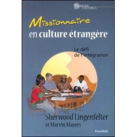 Missionnaire en culture étrangère