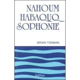 Nahoum Habaquq Sophonie