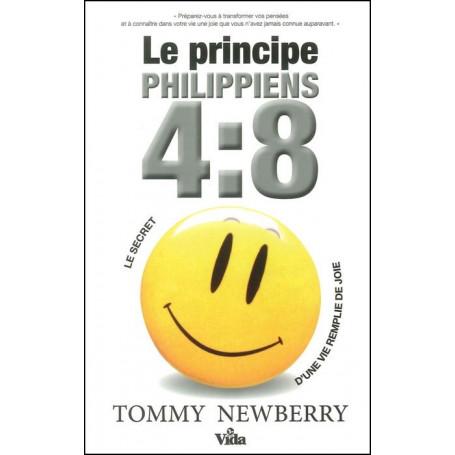 Le principe Philippiens 4:8
