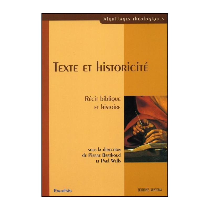Texte et historicité