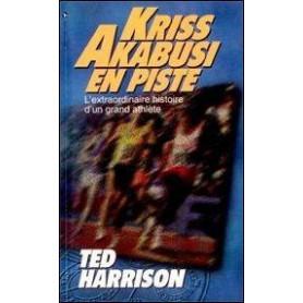Kriss Akabusi en piste