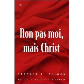 Non pas moi mais Christ