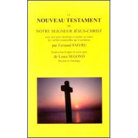 Le Nouveau Testament annoté