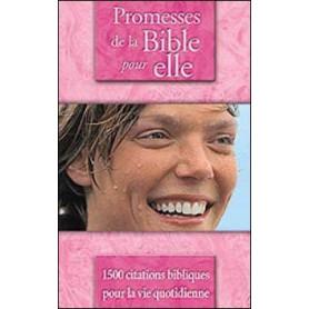 Promesses de la Bible pour elle