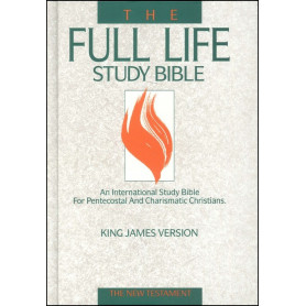 The Full Life Study Bible (Tne new Testament)
