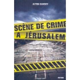 Scène de crime à Jérusalem