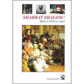 Shabbat Shalom !