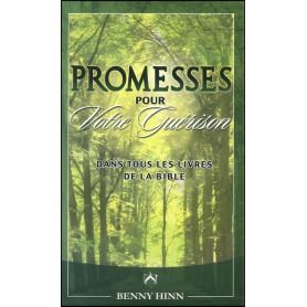 Promesses pour votre guérison