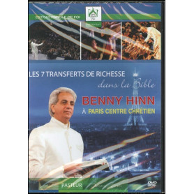 DVD Les 7 transferts de richesse dans la Bible